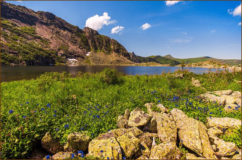 Озеро Северное