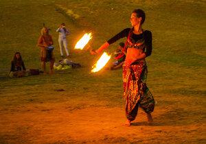 Огненный танец
