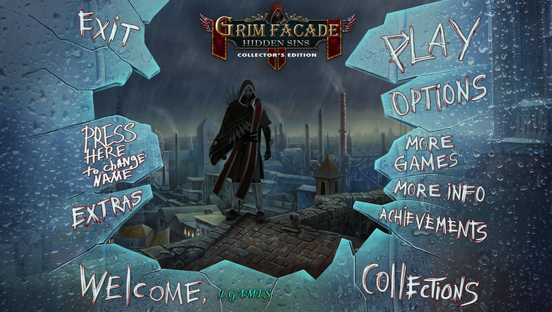 Grim Facade: Hidden Sins CE