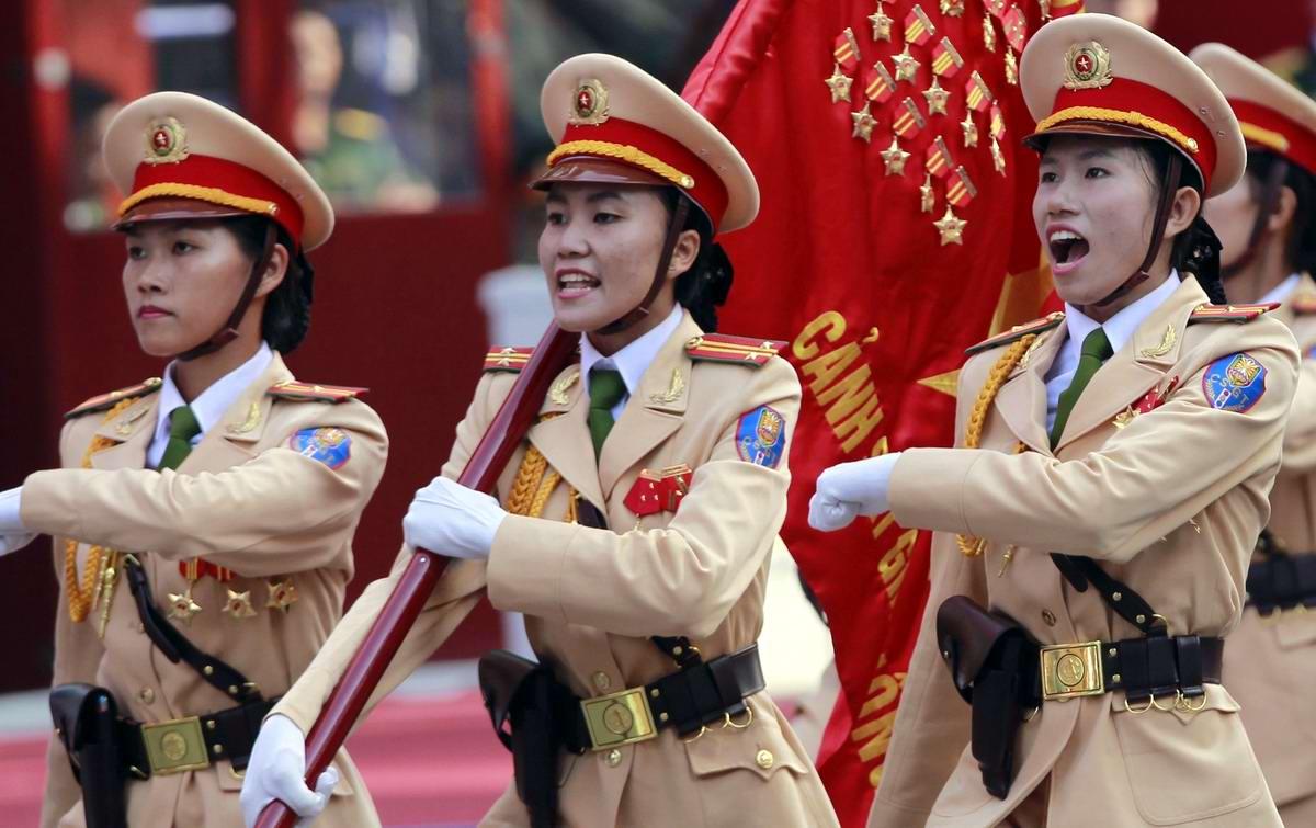 Освобождение Сайгона: 40-лений юбилей Вьетнамского Дня Победы (1)
