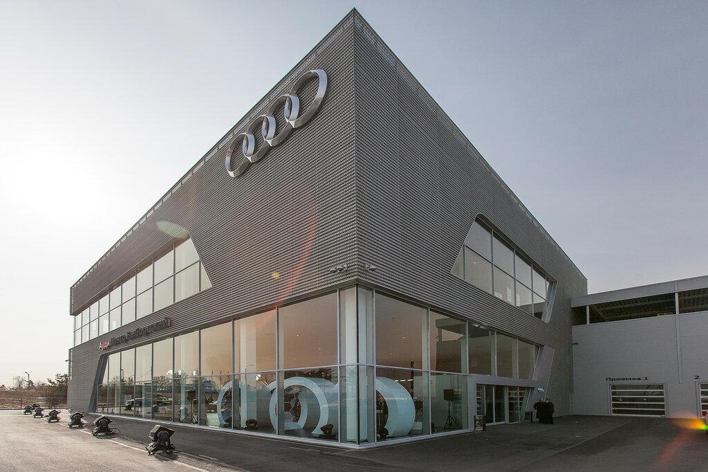 Как дела у Audi во время кризиса в России?