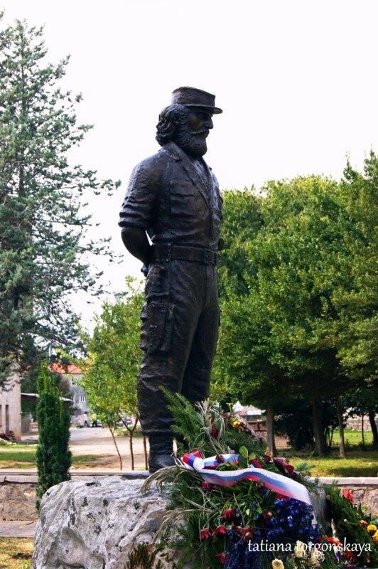 Памятник Неделько Видаковичу