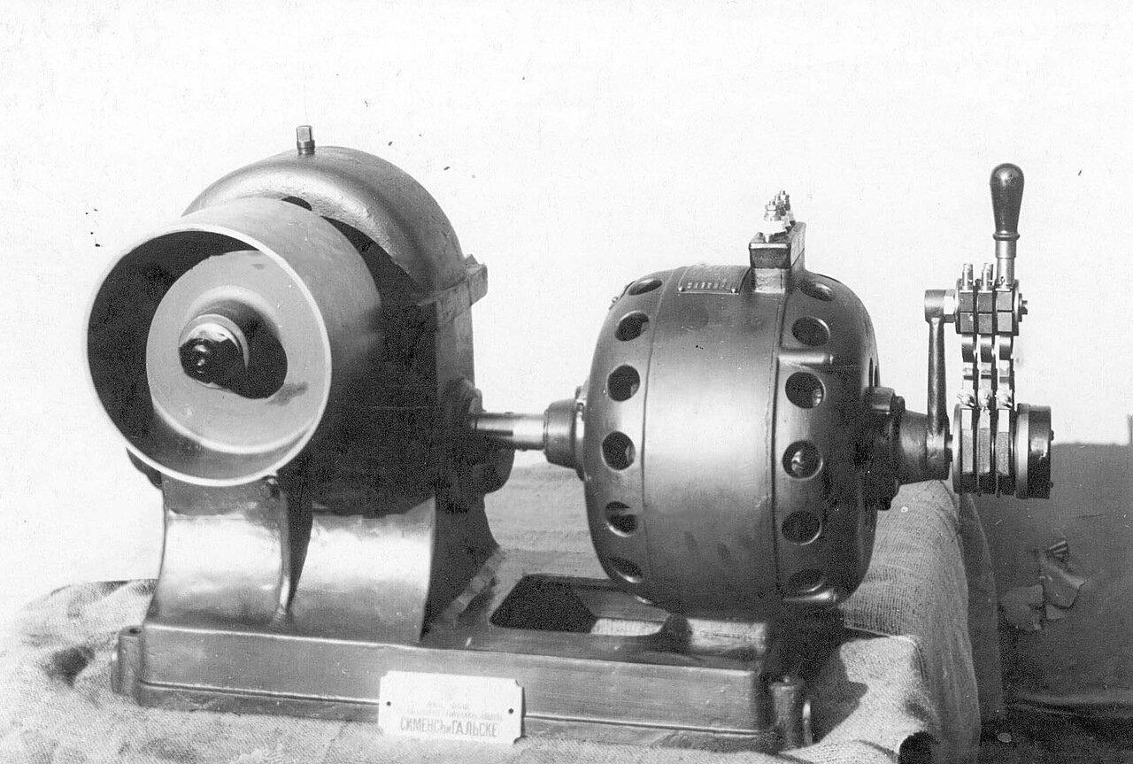 10. Вид электромотора