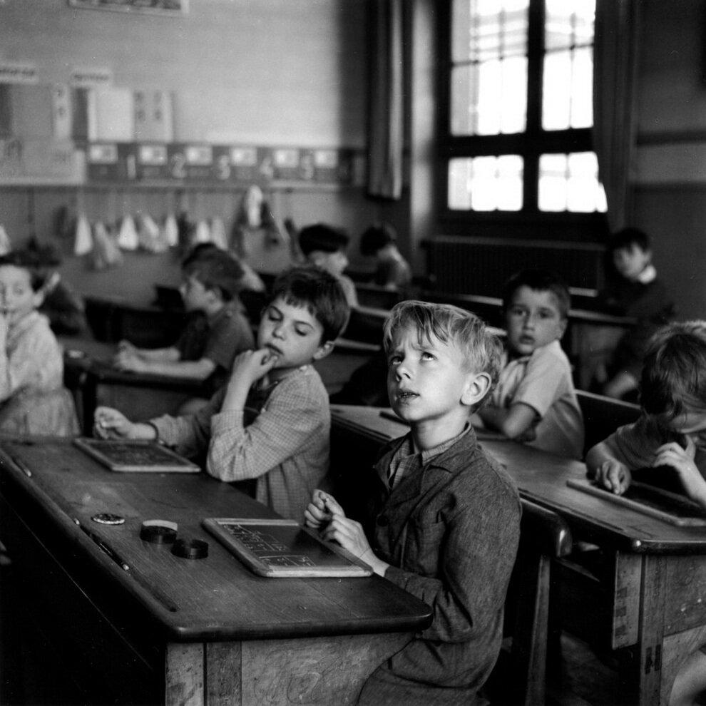 1956. Школьное радио