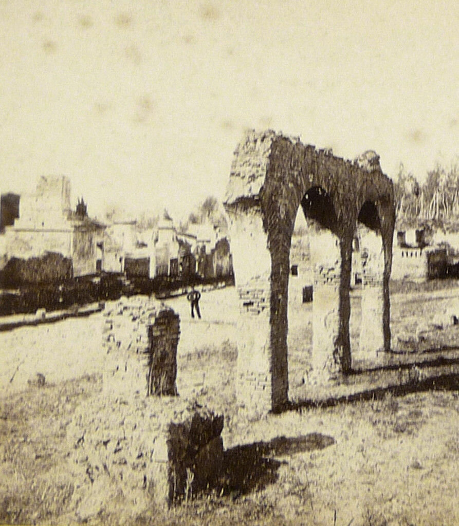 1870. Дорога Гробниц