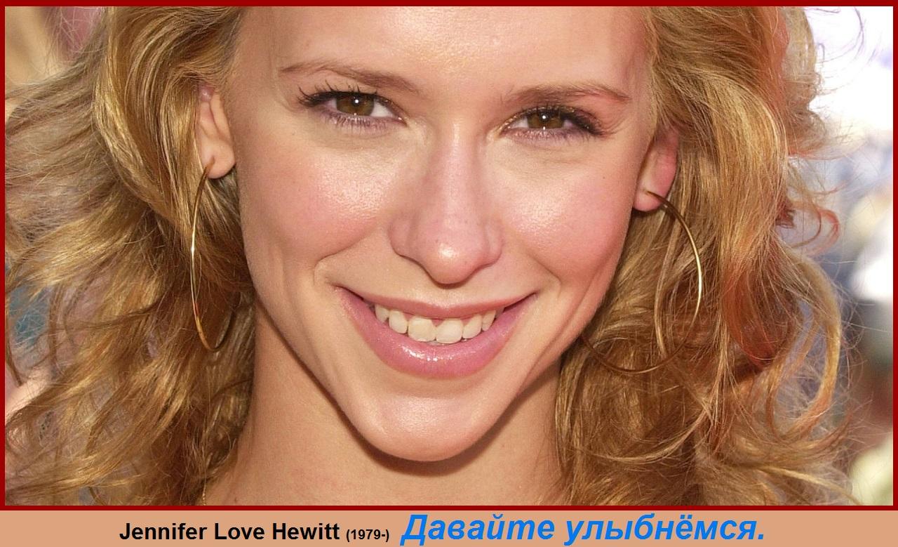 Jennifer Love Hewitt (1979-)