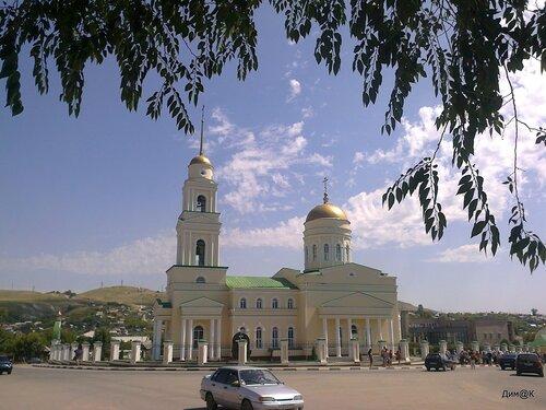 Церковь (Nokia X2-00)