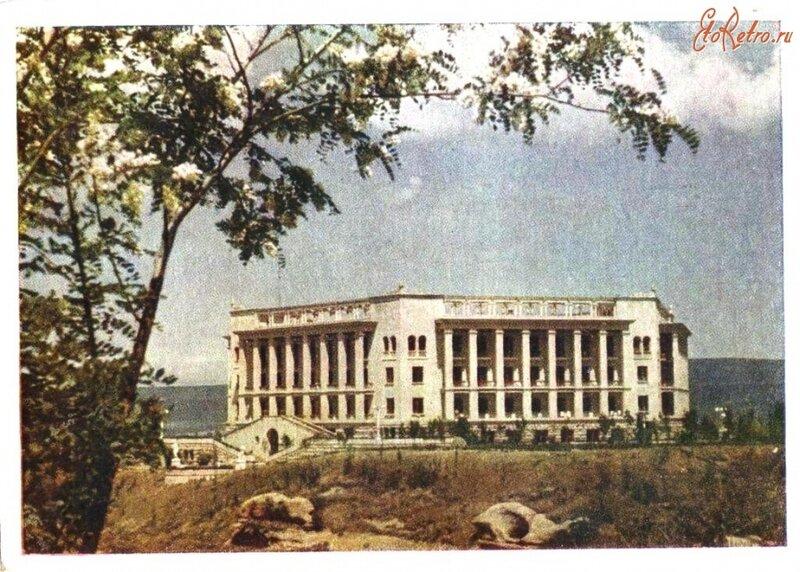 Санаторий Министерства строительства Халип 1954.jpg