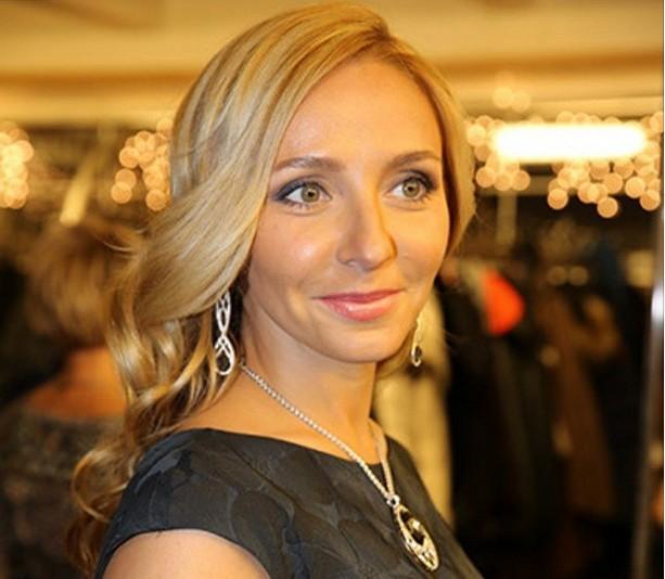 Татьяна Навка попробует себя в роли телеведущей