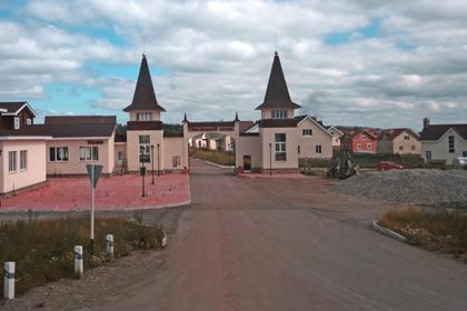 В полтора раза возросло приобретение жилой недвижимости в элитных поселках