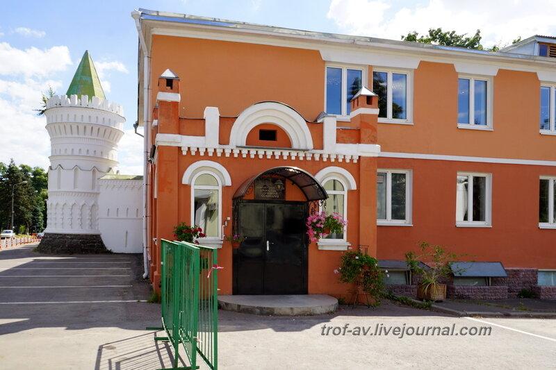 Николо-Угрешская православная духовная семинария , Дзержинский