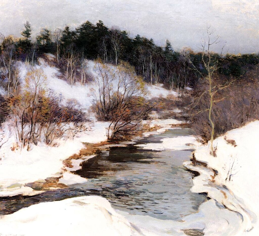 The Frozen Pool, March, 1909.jpeg