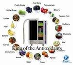 канген вода - мощный антиоксидант