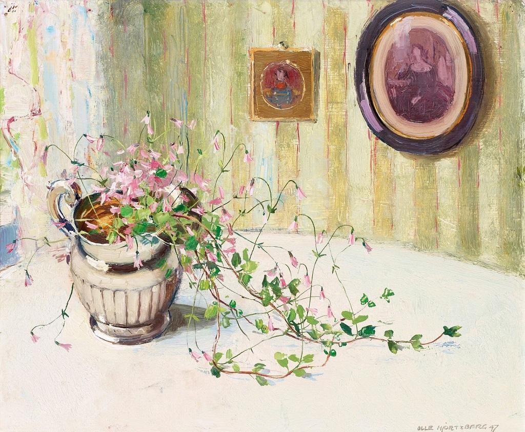 20-1947_Натюрморт с цветами в кувшине с серебряными ободами_38 x 46_д.,м._Частное собрание.jpg