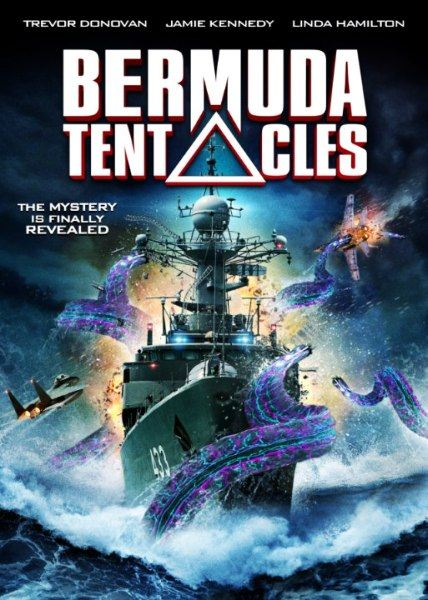 Бермудские щупальца /  Bermuda Tentacles (2014) BDRip 720p + HDRip + WEB-DL 720p + WEBDLRip