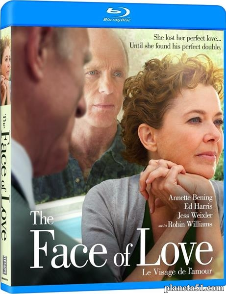 Лицо любви / The Face of Love (2013/BDRip/HDRip)
