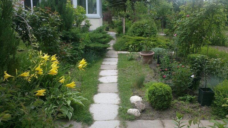 Идеи для сада. Для себя любимой