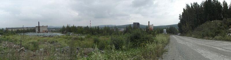 Поход на могильник ядерных отходов.