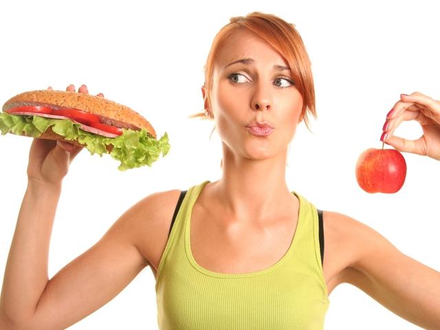 сбросить калории