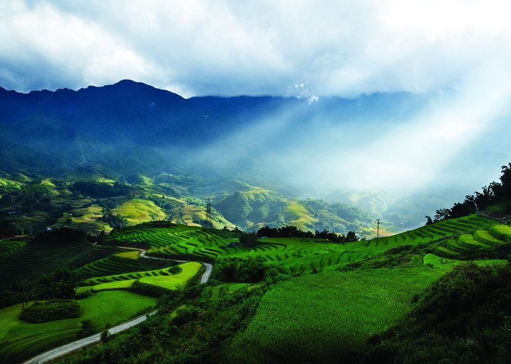 Сапа, Северный Вьетнам.