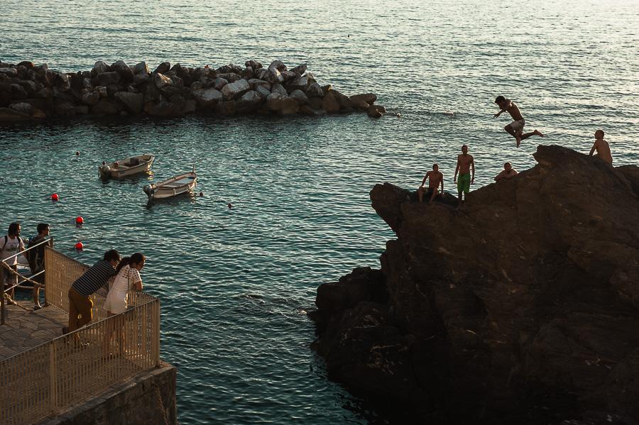 Чинкве-Терре, Италия