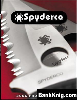 Каталог ножей SPYDERCO 2006