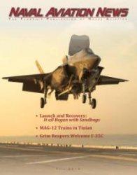 Журнал Naval Aviation news №4 2013