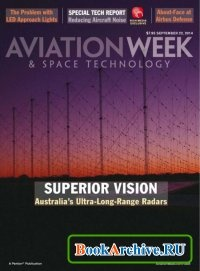 Журнал Aviation Week & Space Technology - 22 September 2014