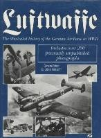 Книга Luftwaffe: History of German Airforce in WWII