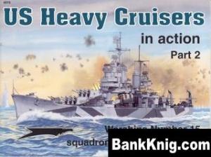 Книга Squadron-Signal Warships In Action 4015 - US Heavy Cruisers, Part 2 rar 10,15Мб
