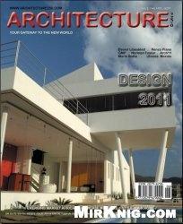 Журнал Architecture 256 №1146 2011
