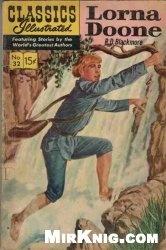 Книга Classics illustrated - Lorna Doone