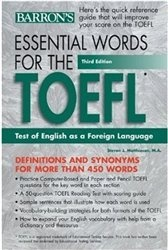 Книга Essential Words for the TOEFL. Test of English as a Foreign Language