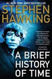 Книга Краткая история времени, Стивен Хокинг