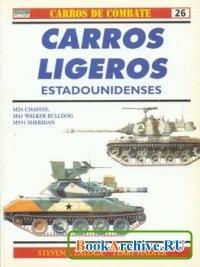 Книга Carros de Combate 26: Carros Ligeros Estadounidenses.
