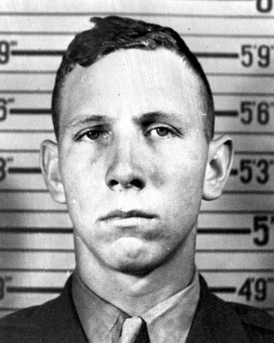 Harlon Henry Block in 1943