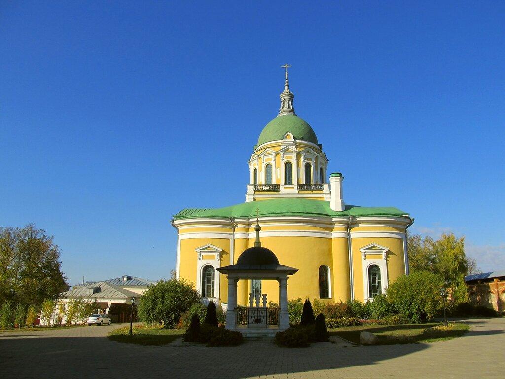 Зарайский кремль . 2014 год.