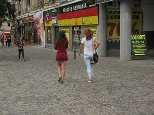 Румынские девочки