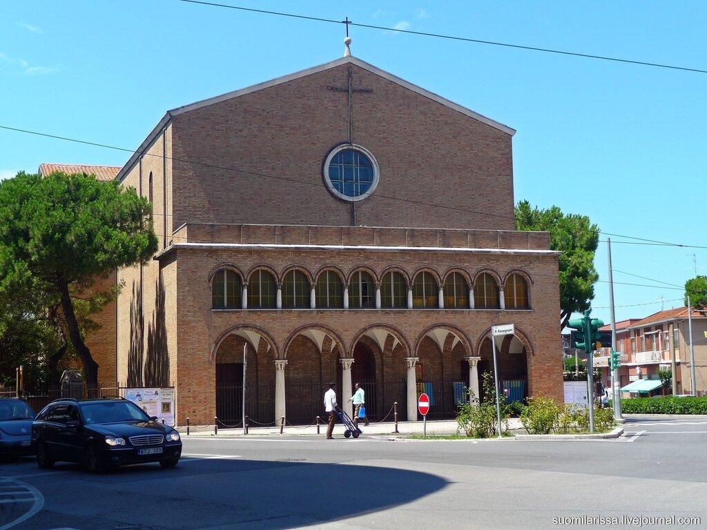 Церковь Св. Николая.