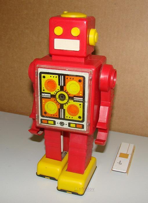 Роботы игрушечная электроника скачать