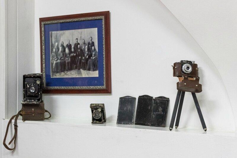 Старые фотокамеры