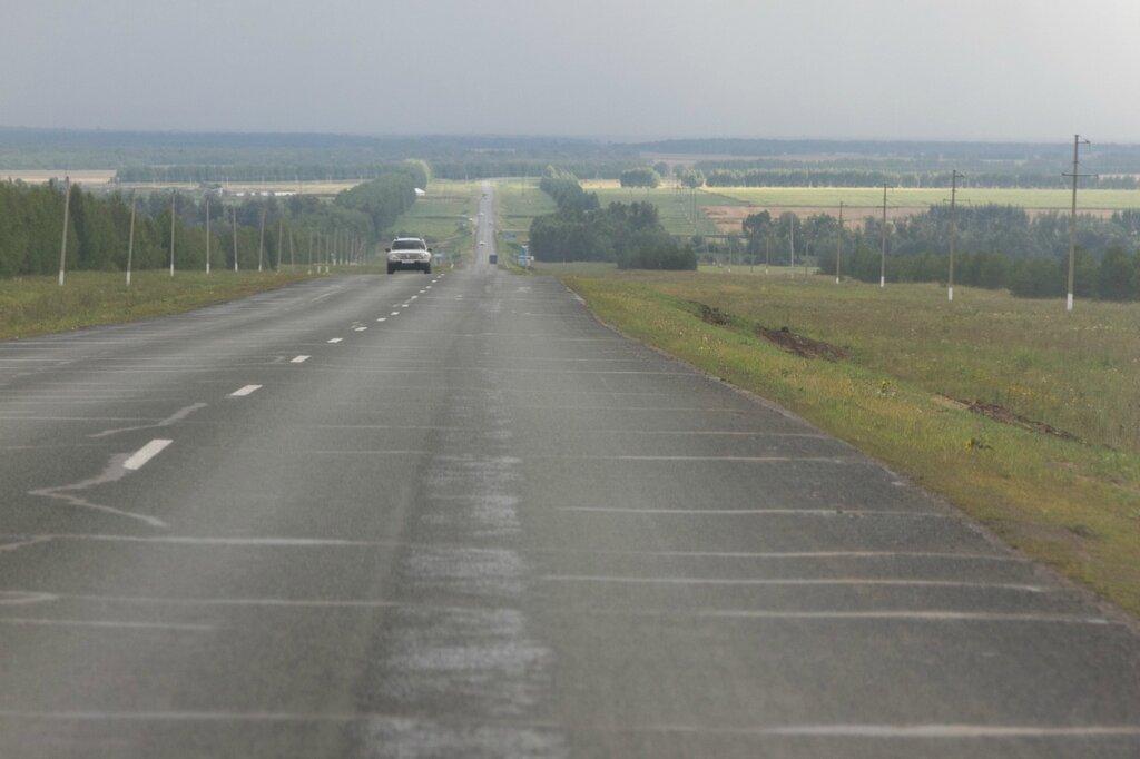 Плохая дорога, Татарстан