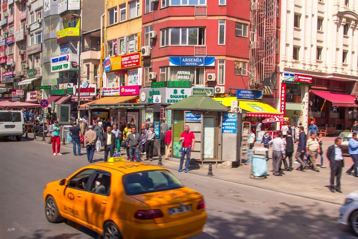 Стамбул 2015 - День первый