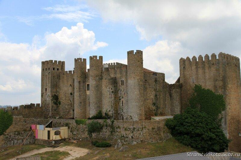 Португалия, Замок Обидуш