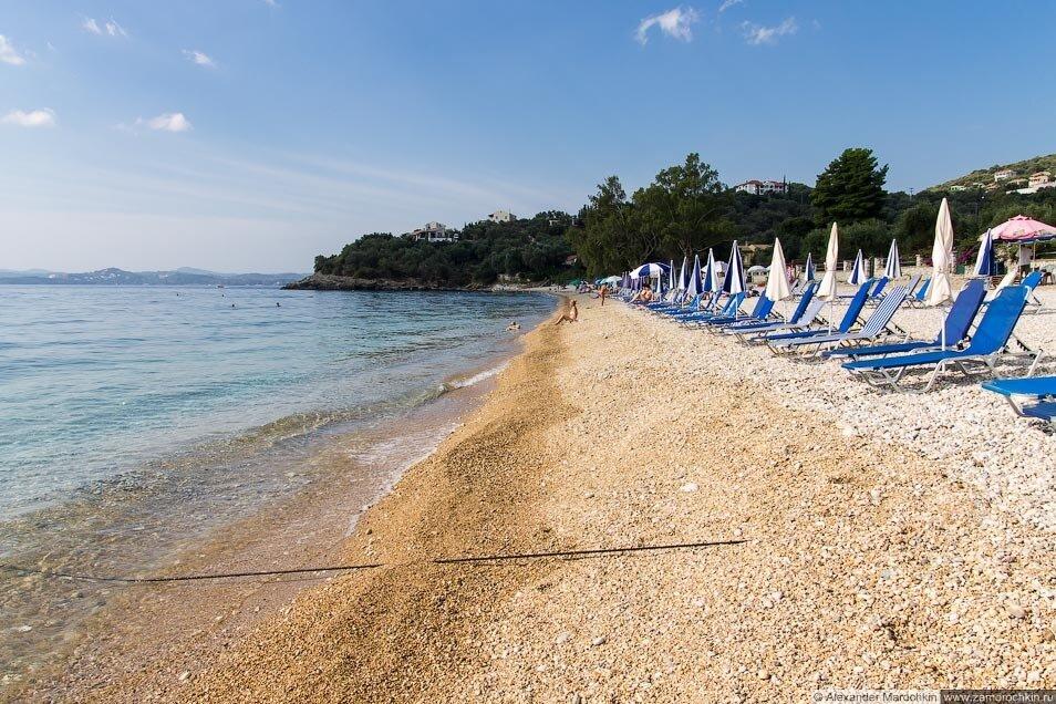 Пляж в Барбати