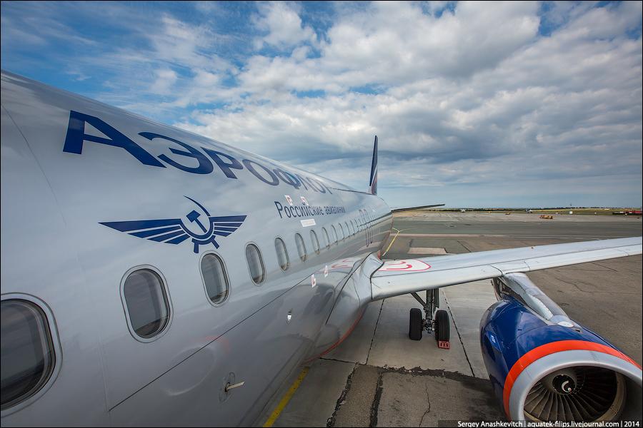 Ответка Аэрофлота на безбагажные тарифы конкурентов