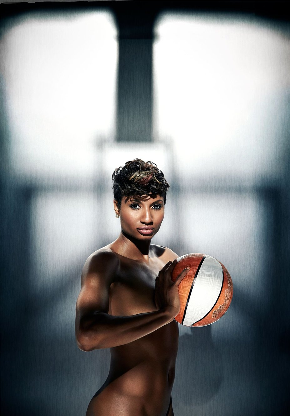 ESPN Magazine Body Issue 2014 - Angel McCoughtry / Энджел МакКотри