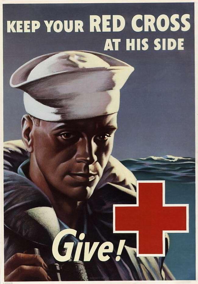 Окажи поддержку Красному Кресту! - 2 - (США)