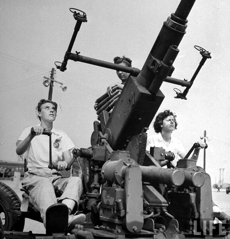 Американские оружейницы - 1 (1942 год)