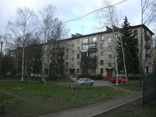 Варшавская ул. 45к4